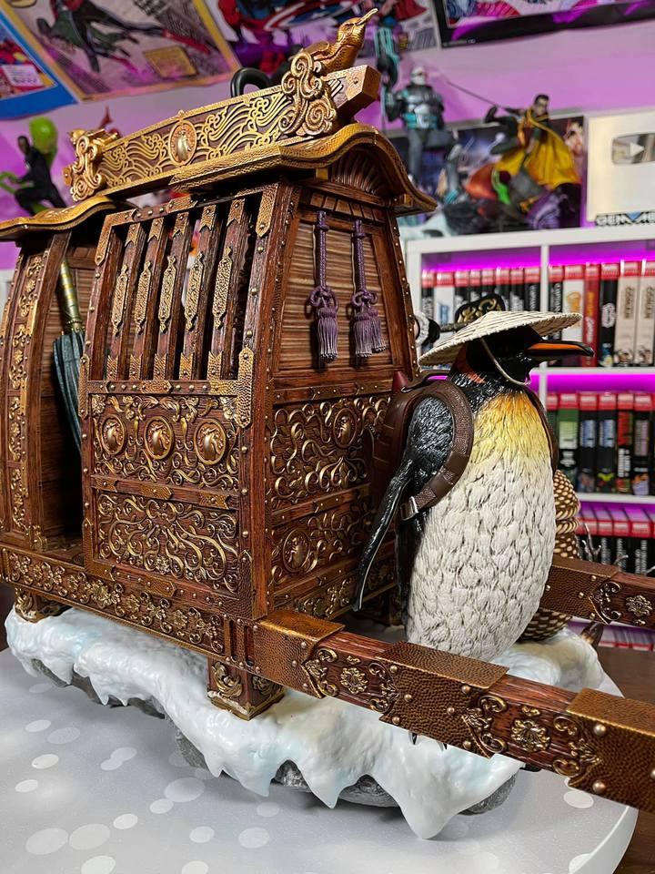 Samurai Series : Penguin 142081976_138383379868zkp3