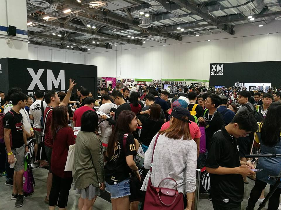 XM Studios: Coverage STGCC 2017 - September 09-10 14212750_173556224666s1jdx