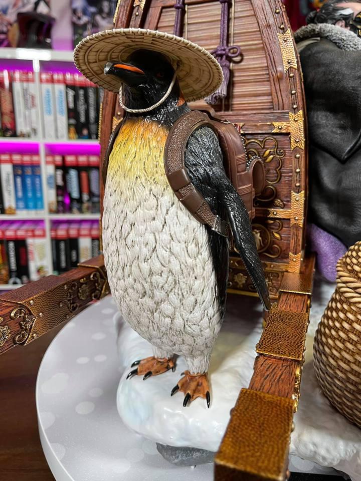 Samurai Series : Penguin 142135597_13838336619wukdc