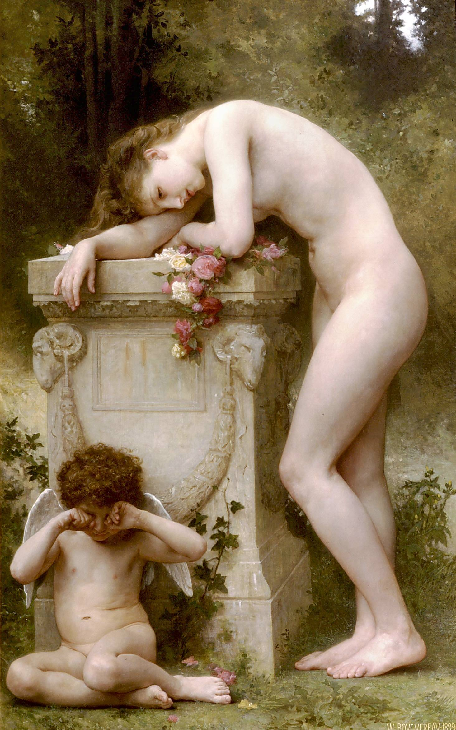 Видва голе женщин мущны