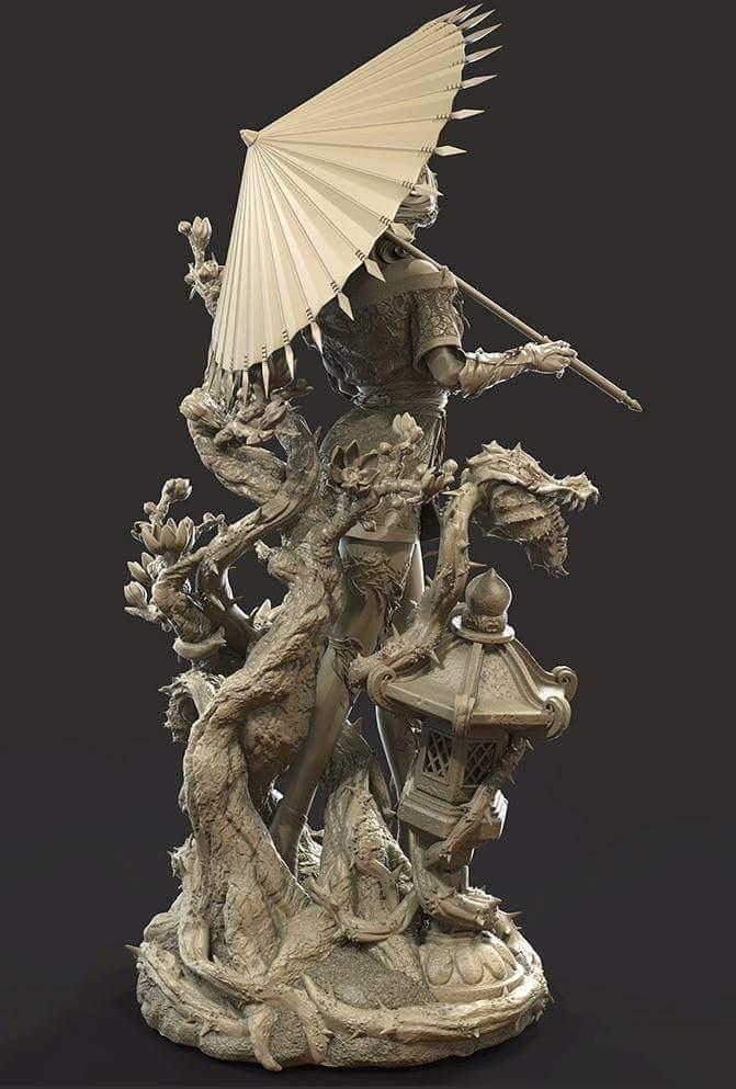 Samurai Series : Poison Ivy 14258137_173441635344ehu9k