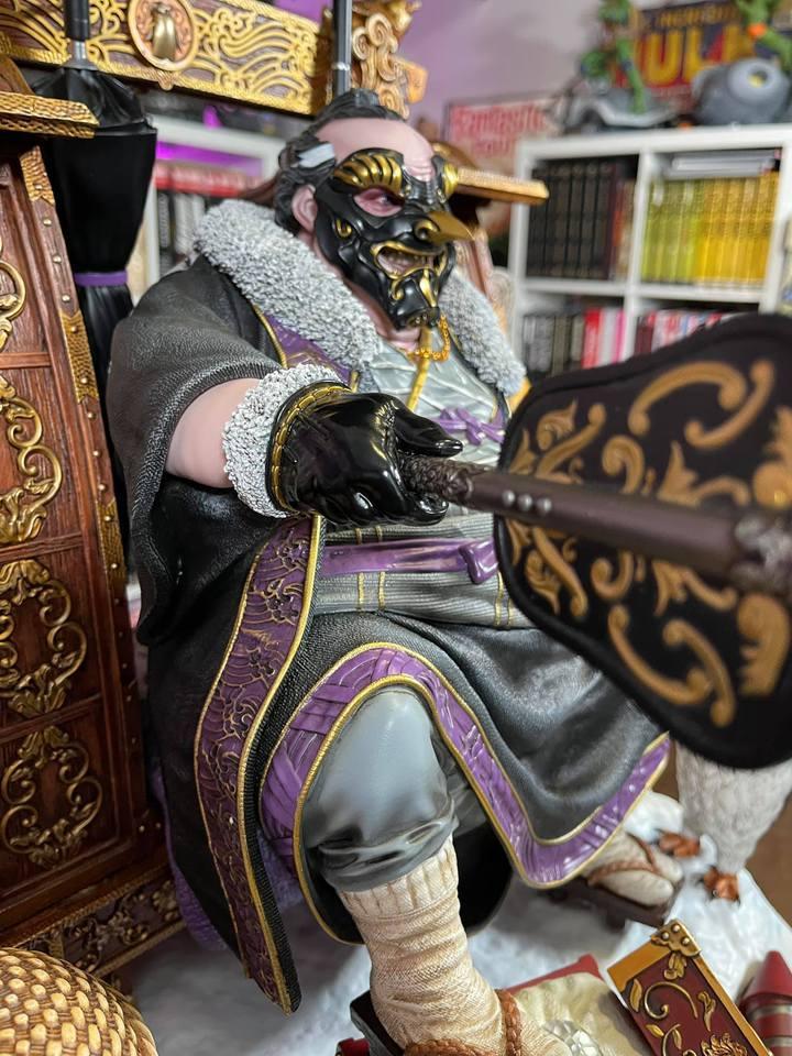 Samurai Series : Penguin 142625788_13838337686qxjw3