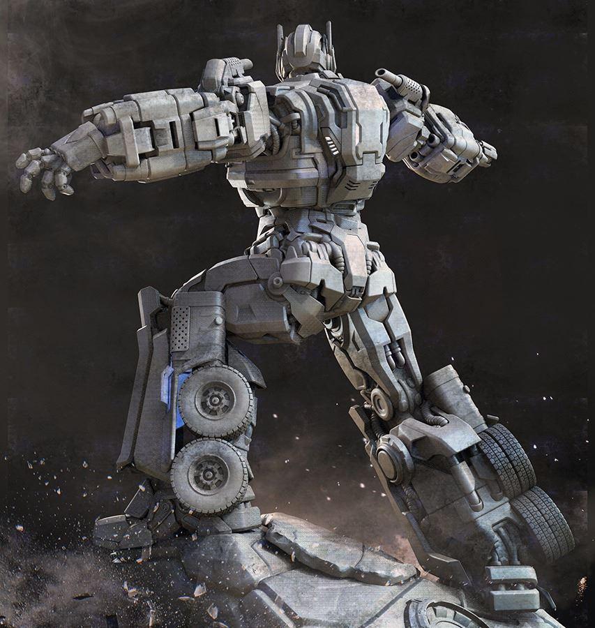Premium Collectibles : Transformers - Optimus Prime (G1) 14264806_173410214014xquf8