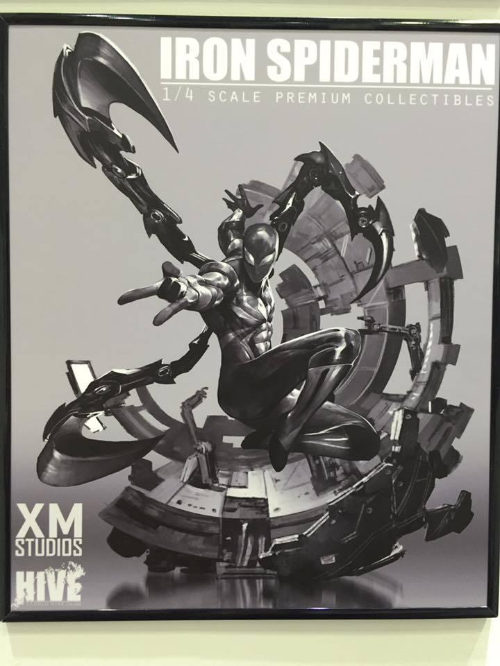Premium Collectibles : Iron-spiderman** 14291698_101543500871bus2n