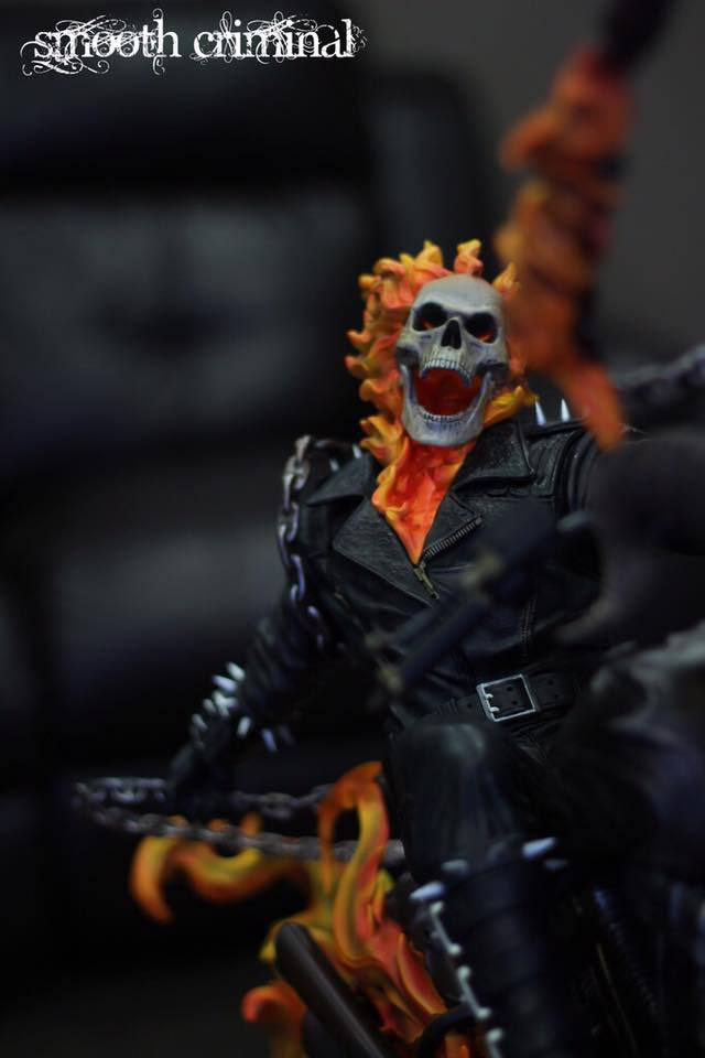 Premium Collectibles : Ghost Rider - Page 6 142ljks