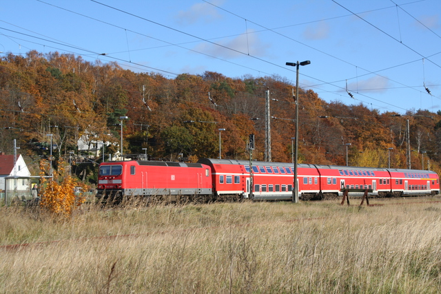 143 303-6 Lietzow (Rügen)