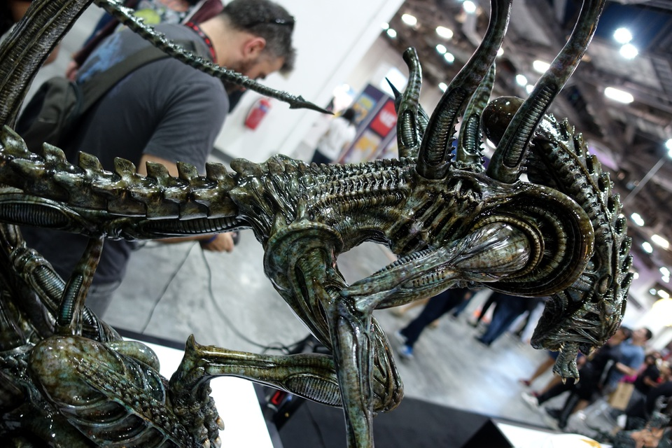 Premium Collectibles : Alien 143zkbm