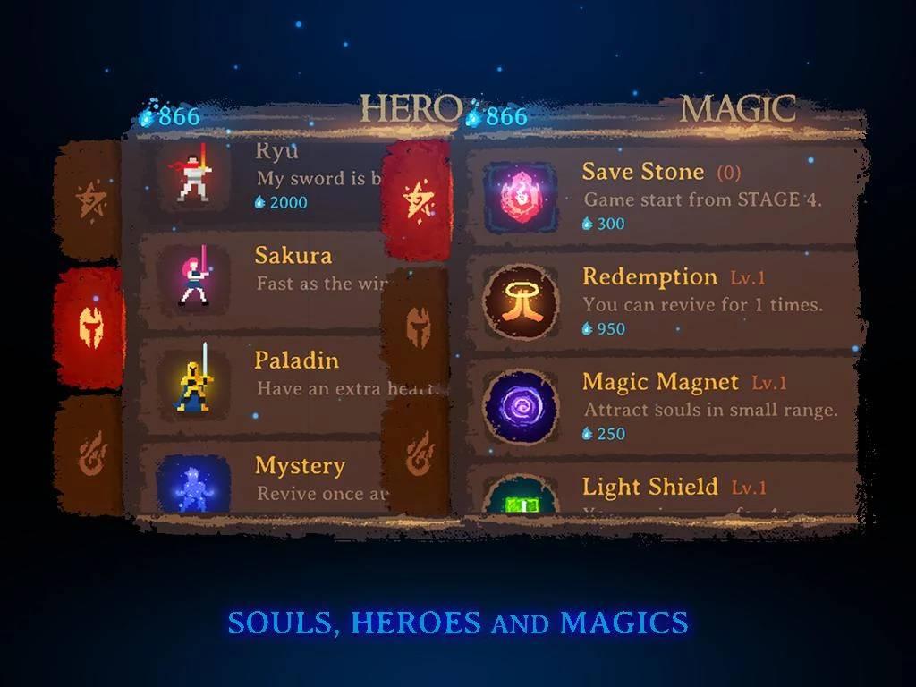 Dark Slash Hero MOD APK indir