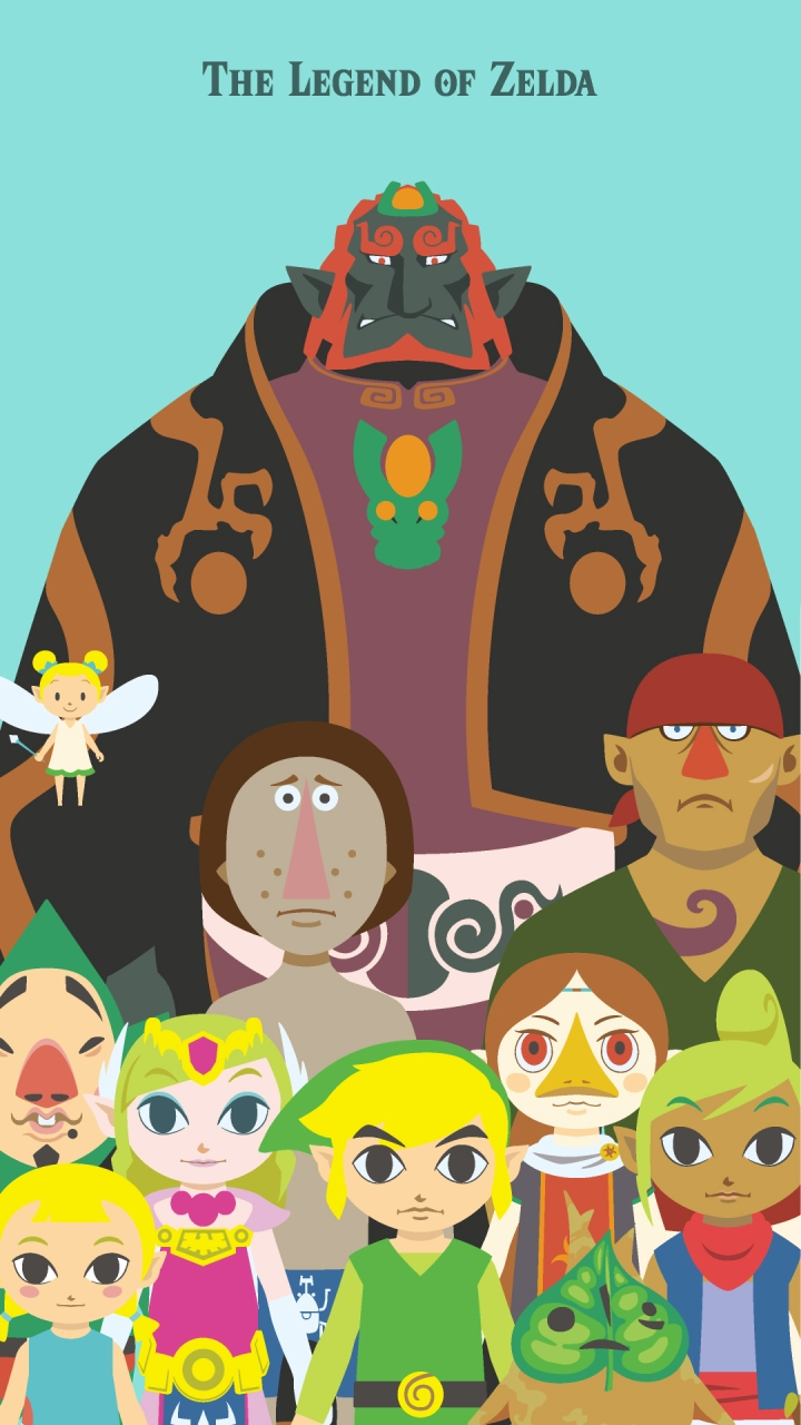 Nintendo S Line Account Shares Two The Legend Of Zelda Mobile