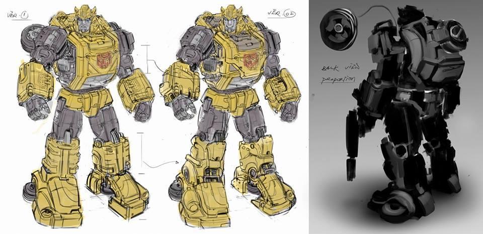 Premium Collectibles : Transformers - Bumble Bee (G1) ** 14470547_174838457538des65