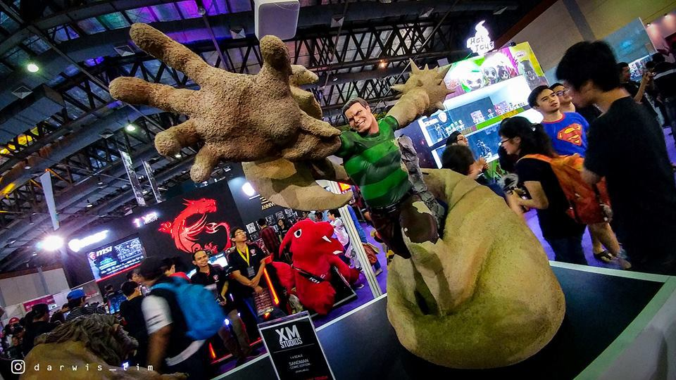 XM Studios : Coverage ICC 2016 - Indonesia Comic Con (October 01-02) - Page 2 14494606_113804544961eyusw