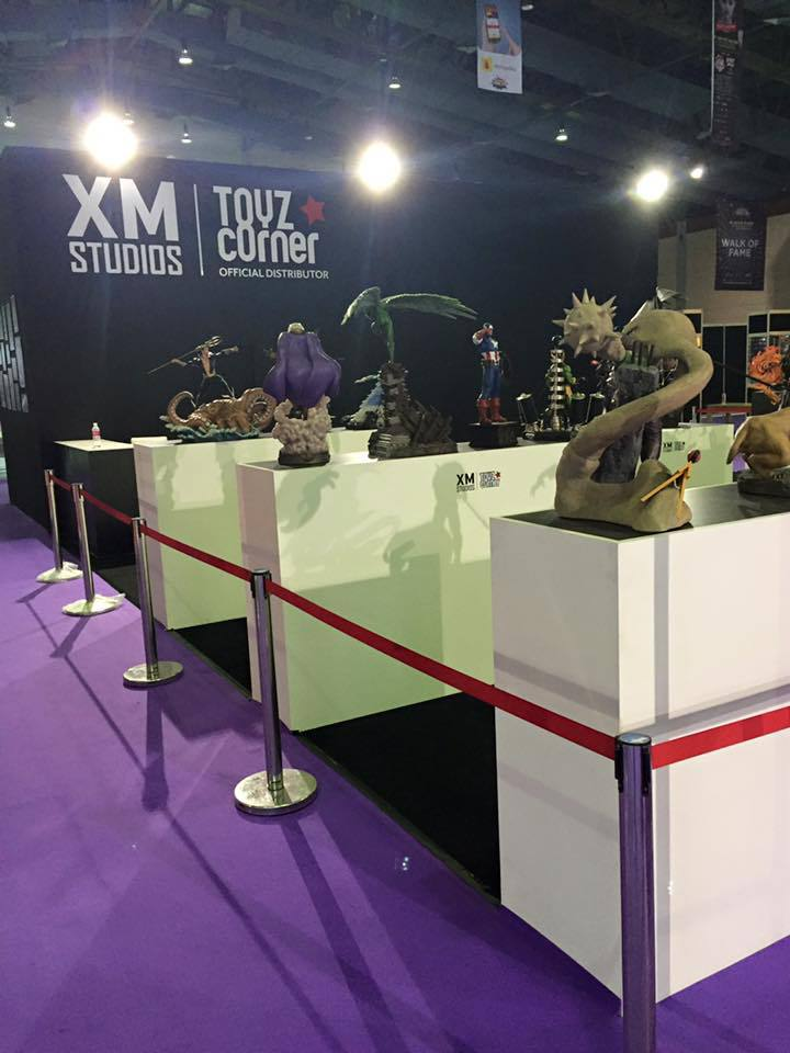 XM Studios : Coverage ICC 2016 - Indonesia Comic Con (October 01-02) 14494852_182984625396u7j14