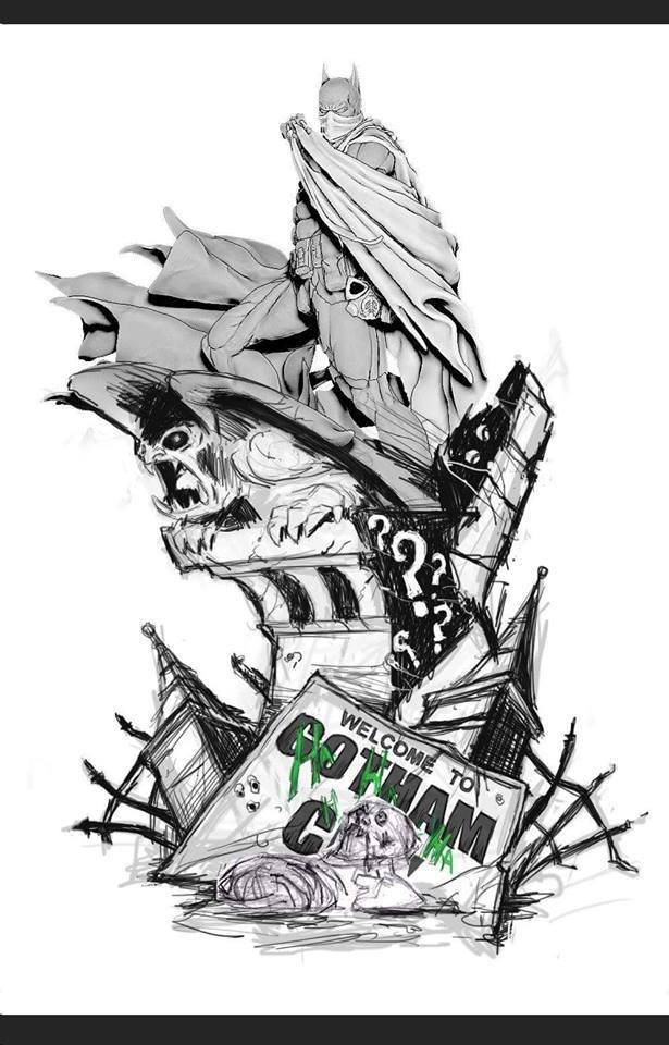 Premium Collectibles : Batman Wasteland** 14495429_174915442197yyjy2