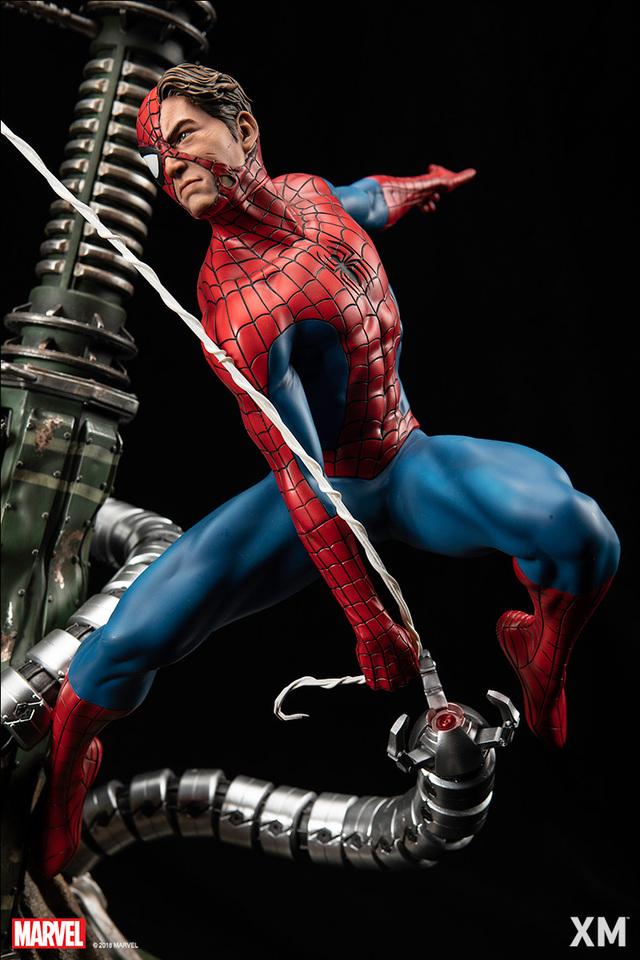 Premium Collectibles : Spiderman** 144mdyc