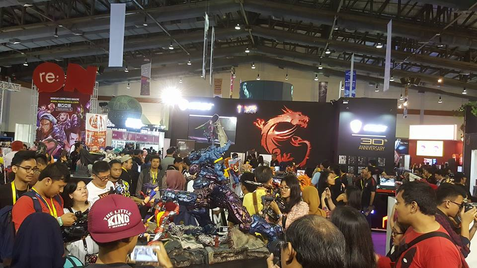 XM Studios : Coverage ICC 2016 - Indonesia Comic Con (October 01-02) - Page 3 14502867_174714704883gllfh
