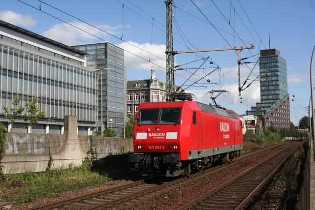 145 062-6 Railion DB Logistcs