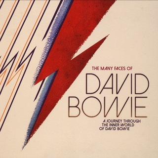 VA - The Many Faces Of David Bowie (3CD) (2016)