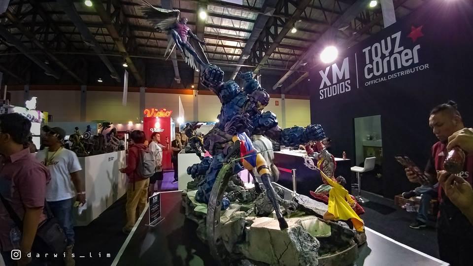 XM Studios : Coverage ICC 2016 - Indonesia Comic Con (October 01-02) - Page 2 14572446_1138096089616hxed