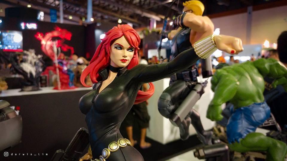 XM Studios : Black Widow Six Scale Statue 14590378_113808878294bfsbq