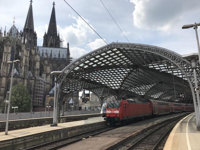 146 006-2 RE 9 RE 10919 Köln Hbf