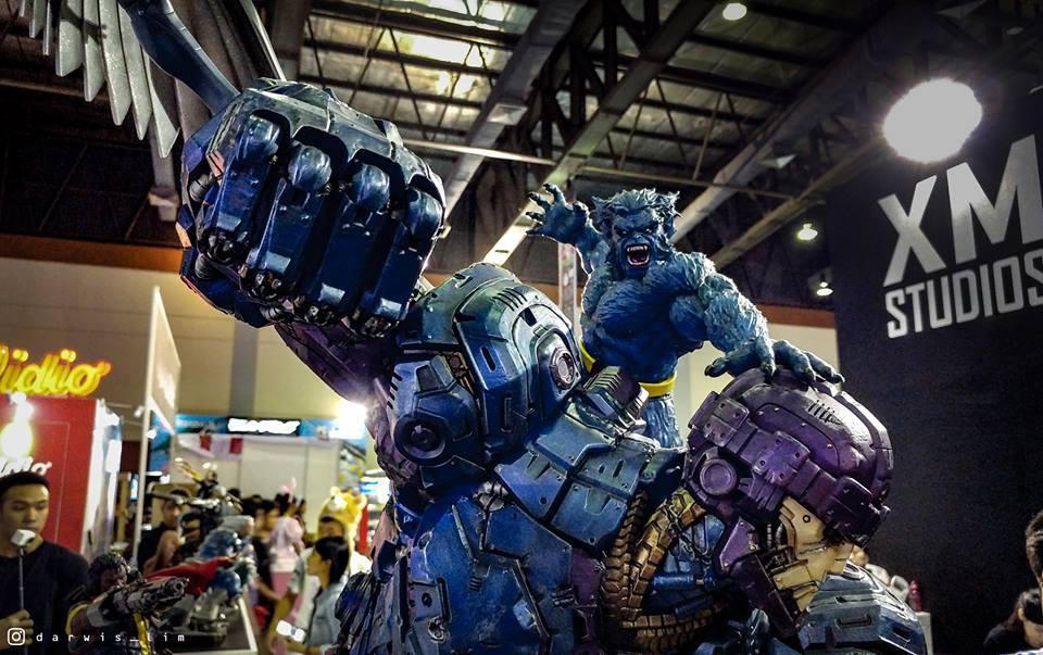 XM Studios : Coverage ICC 2016 - Indonesia Comic Con (October 01-02) - Page 2 14600868_1138105779614gxmi