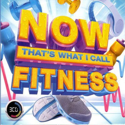 Now That's What I Call Fitness (2016) .mp3 - 320kbps
