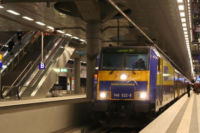 146 522-6 InterConnex Berlin HBf (Tief)
