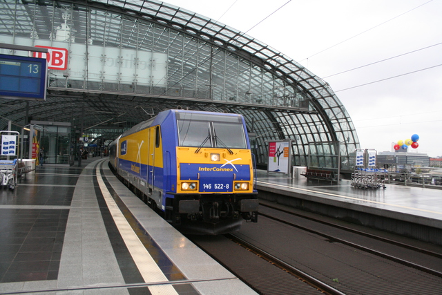 146 522-8 Berlin Hauptbahnhof