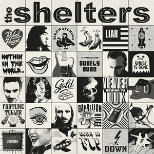 The Shelters – The Shelters (2016)