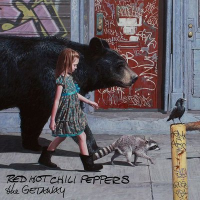 Red Hot Chili Peppers - The Getaway (2016).Flac