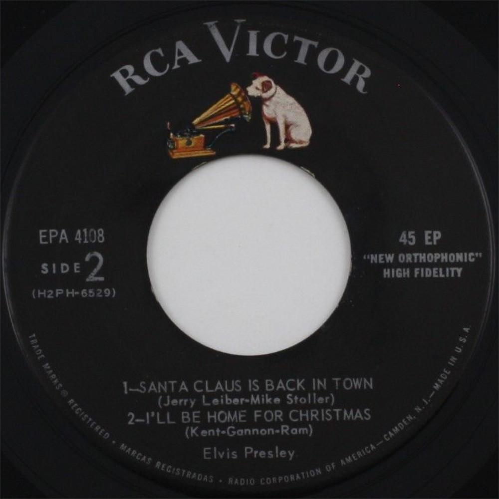 ELVIS SINGS CHRISTMAS SONGS 14681b4c
