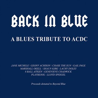 Various Artists – Back In Blue (A Blues Tribute to AC/DC) (2016)