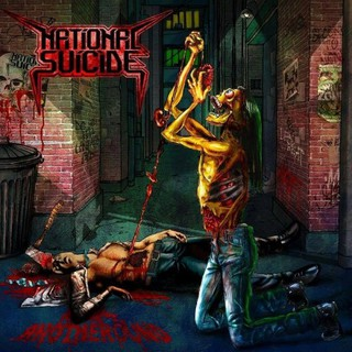 National Suicide – Anotheround (2016)