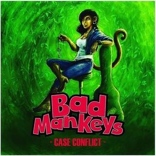 Bad ManKeys - Case Conflict (2016)