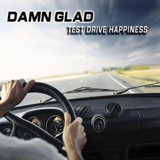 Damn Glad - Test Drive Happiness (2016)