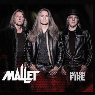 Mallet – Man On Fire (2016)