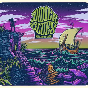 Indica Blues - Ruins On The Shore (EP) (2016)