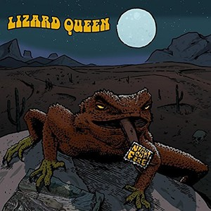 Night On Fire - Lizard Queen (2016)