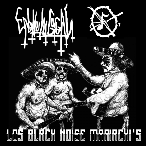 Enbilulugugal - Los Black Noise Mariachi's (2016)