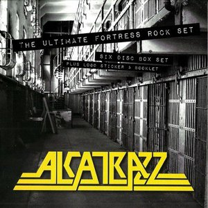 Alcatrazz - The Ultimate Fortress Rock Set (Box Set, 5CD) (2016)