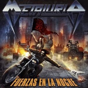 Metaluria - Fuerzas En La Noche (2016)