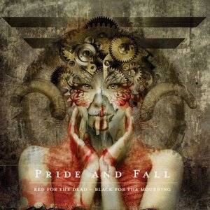Pride And Fall - Red For The Dead - Black For The Mourning (2016)