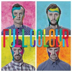 Paper Lions - Full Colour (2016)