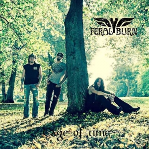Feral Burn - Cage Of Time (EP) (2016)
