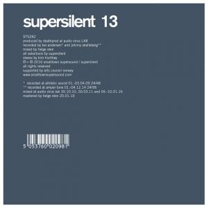 Supersilent - 13 (2016)