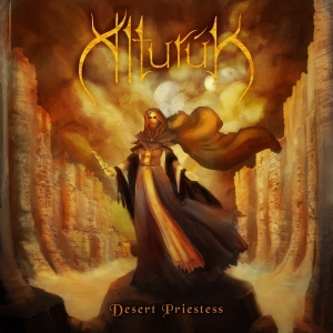 Alturúk - Desert Priestess (EP) (2016)