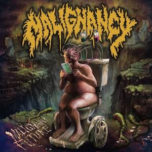 Malignancy - Malignant Future [EP] (2016)