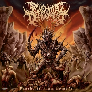 Psychotic Defilement - Psychotic Slam Brigade (EP) (2016)