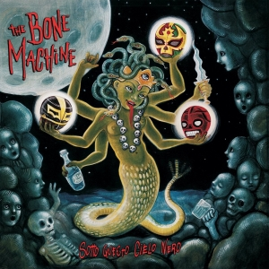 The Bone Machine - Sotto Questo Cielo Nero (2016)