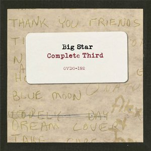 Big Star - Complete Third (2016) [Box Set]